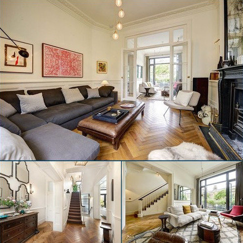 4 bedroom semi-detached house for sale - Chepstow Villas, Notting Hill, London, W11
