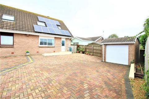 3 bedroom semi-detached house for sale - Linney Way, Milford Haven, Pembrokeshire. SA73 2RN