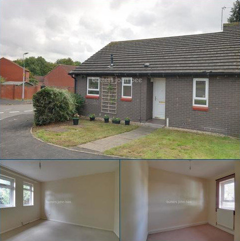 2 bedroom bungalow for sale - Cumberland Mews, Leegomery, Telford