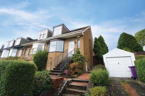 2 bedroom end of terrace house for sale - 78 Colchester Drive, Kelvindale, G12 0NF