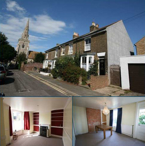 2 bedroom end of terrace house for sale - 47 St. Andrews Road, Deal