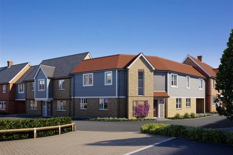 3 bedroom end of terrace house for sale - The Finnian, Parva Green, Chelmsford