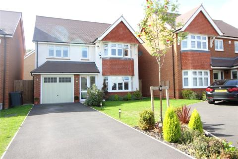 4 bedroom detached house for sale - Friars Way, Liverpool, Merseyside, L14