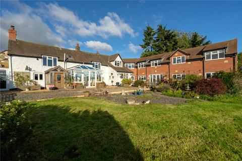 5 bedroom detached house for sale - The Hollies, Ludlow Road, Clee Hill, Ludlow