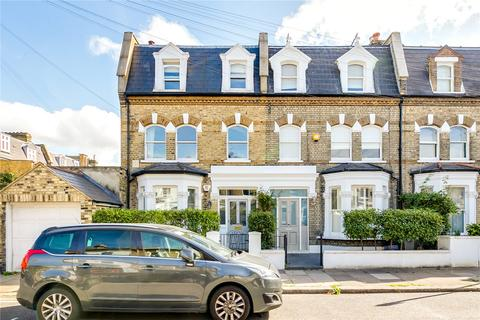5 bedroom end of terrace house for sale - Rigault Road, Fulham