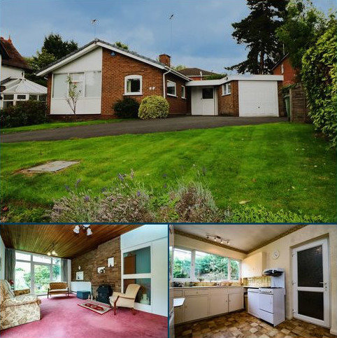 2 bedroom detached bungalow for sale - Lodge Road, Walsall