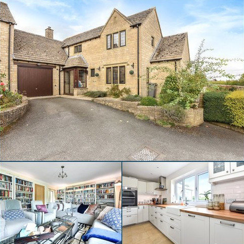 3 bedroom detached house for sale - Old Rectory Gardens, Longborough, Gloucestershire, GL56