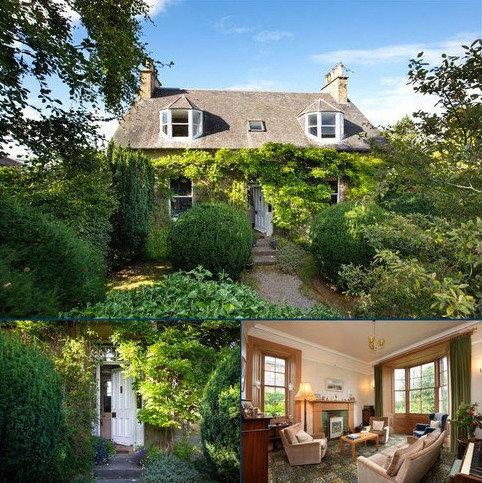 5 bedroom detached house for sale - Douglas Road, Melrose, Scottish Borders, TD6