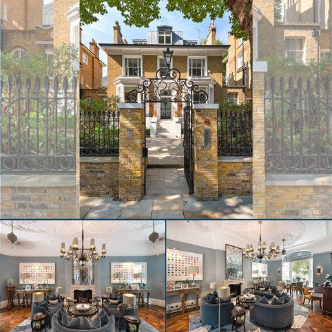 6 bedroom detached house for sale - Holland Villas Road, London, W14
