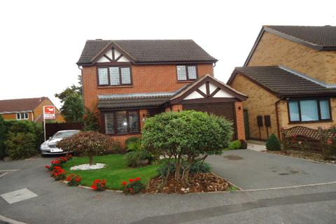 3 bedroom detached house for sale - Birchwood Close, Leicester Forest East, Leicester, LE3