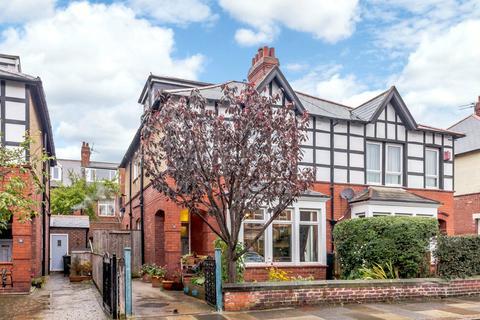 5 bedroom semi-detached house for sale - Coquet Terrace, Heaton, Newcastle Upon Tyne, Tyne & Wear
