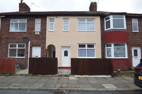 2 bedroom terraced house to rent - Townsend Street, Birkenhead, CH41 7BL