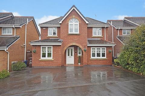 4 bedroom detached house for sale - Smithford Walk, Prescot