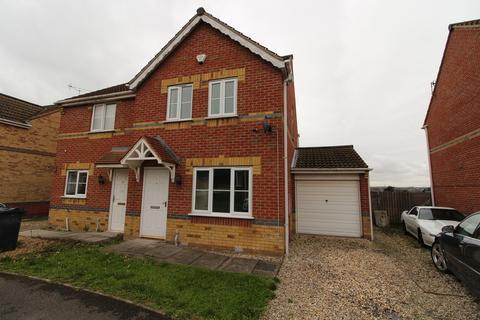 3 bedroom semi-detached house for sale - Juniper Way, Gainsborough