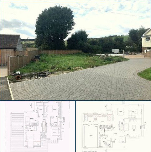 Plot for sale - Canterbury Road, Lydden