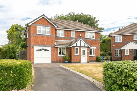 4 bedroom detached house for sale - Holbeach Close, Hindley, WN2 3XQ