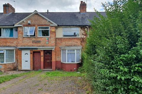 3 bedroom terraced house to rent - Quinton Road, Harborne, Birmingham, B17 0PG