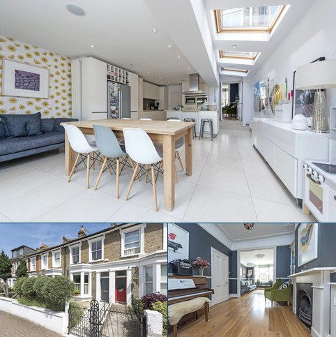 4 bedroom terraced house for sale - Ramsden Road, Nightingale Triangle, SW12