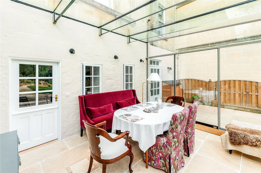 Glass Garden Room