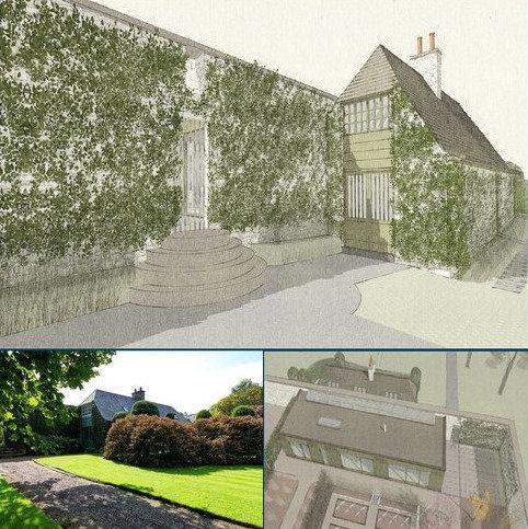 3 bedroom character property for sale - The Walled Garden Plot, Briglands House, Rumbling Bridge, Kinross, KY13