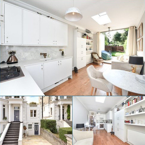 2 bedroom flat to rent - Upper Park Road, London, NW3