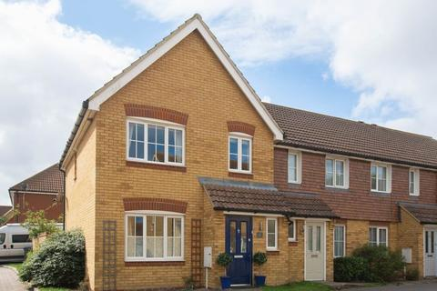 3 bedroom end of terrace house for sale - Russet Close, Ash