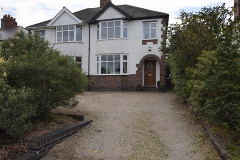 3 bedroom semi-detached house for sale - Sapcote Rd, Burbage