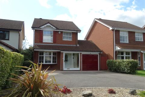 3 bedroom detached house for sale - Chelveston Crescent, Solihull, B91 3YB