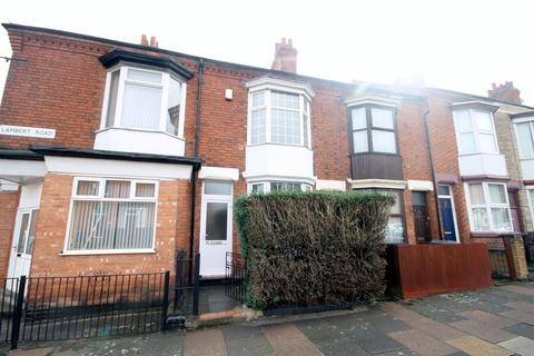 2 bedroom terraced house to rent - Lambert Road, West End, Leicester, LE3