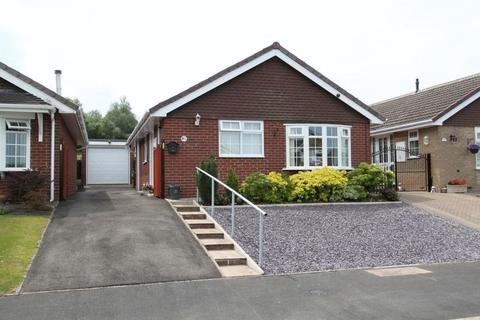 2 bedroom detached bungalow for sale - Hulme Close, Silverdale
