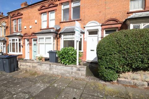 2 bedroom terraced house to rent - Hartledon Road, Harborne, B17