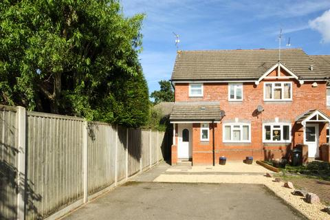 3 bedroom end of terrace house for sale - Woodlands Road, Charfield, South Gloucestershire, GL12 8LT