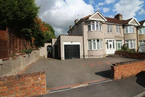 3 bedroom semi-detached house to rent - Dalkeith Avenue, Kingswood, Bristol