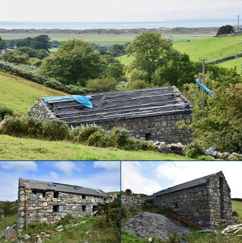 2 bedroom property with land for sale - Nant Eos, Dyffryn Ardudwy