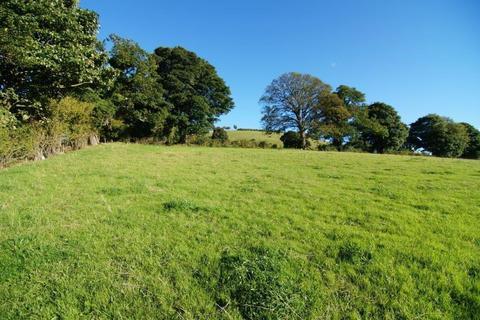 Land for sale - Trefechan Road, Afonwen, Mold