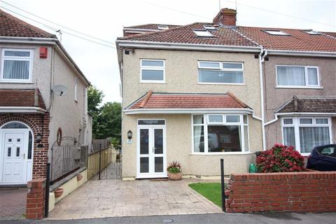 4 bedroom end of terrace house for sale - Middle Road, Kingswood, Bristol