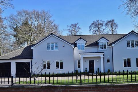 4 bedroom detached house for sale - Edge Hill, Darras Hall, Ponteland, Newcastle upon Tyne, NE20