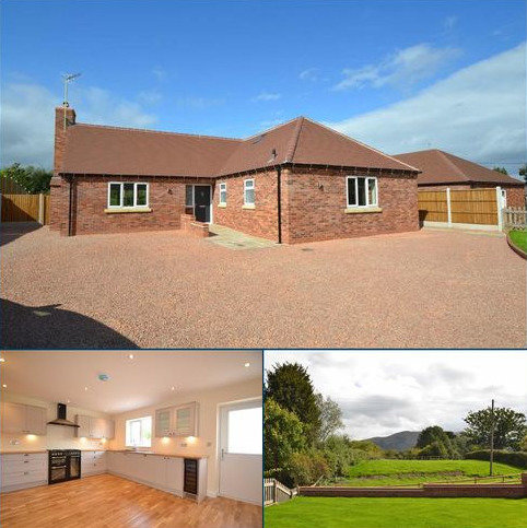 3 bedroom detached bungalow for sale - Leebotwood, Church Stretton, Shropshire