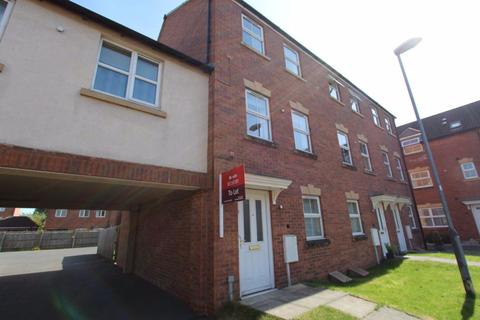 3 bedroom terraced house to rent - Lewsey Close, Chilwell, Nottingham, NG9 6RN