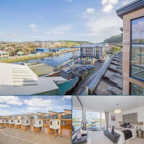 4 bedroom semi-detached house for sale - Baltic Wharf, St Peter's Quay, Totnes, Devon, TQ9