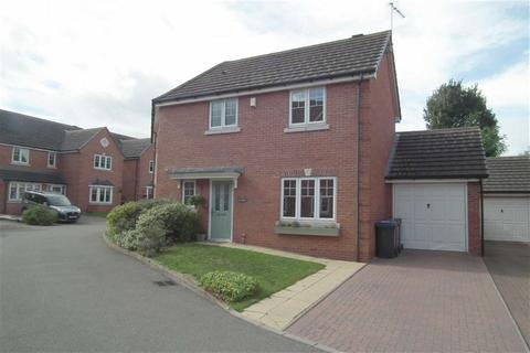 3 bedroom semi-detached house for sale - Sketchley Court, Burbage, Leicetsreshire