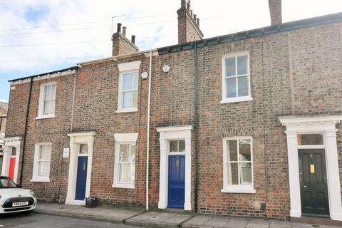 2 bedroom terraced house for sale - Fairfax Street, Bishophill, York, YO1 6EB