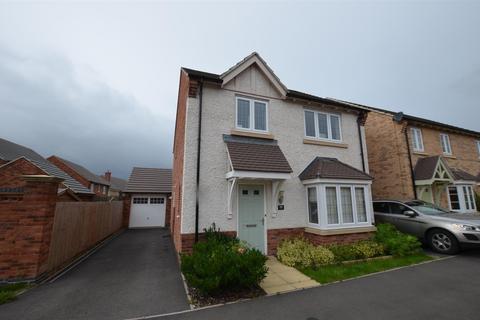 4 bedroom detached house for sale - Richardson Way, Derby