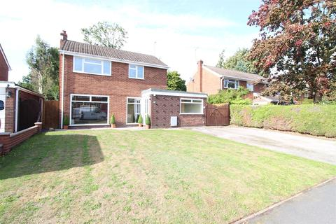 4 bedroom detached house for sale - Woodlands Grove, Higher Heath, Whitchurch