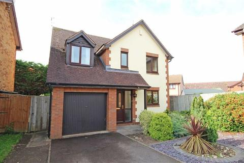 4 bedroom detached house for sale - The Nurseries, Bishops Cleeve, Cheltenham, GL52