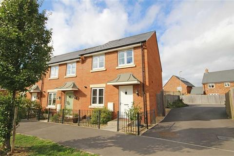 2 bedroom end of terrace house for sale - Sunrise Avenue, Bishops Cleeve, Cheltenham, GL52