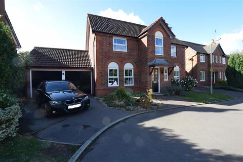 4 bedroom detached house for sale - Delapre Drive, Banbury