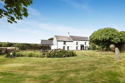4 bedroom property with land for sale - Greenbottom, Chacewater, Truro