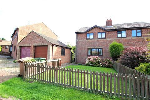 3 bedroom semi-detached house for sale - Castle Park, Aldbrough, HU11