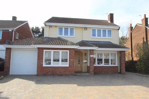 4 bedroom detached house for sale - Gerrard Close, Briardene Estate, Whitley Bay, NE26